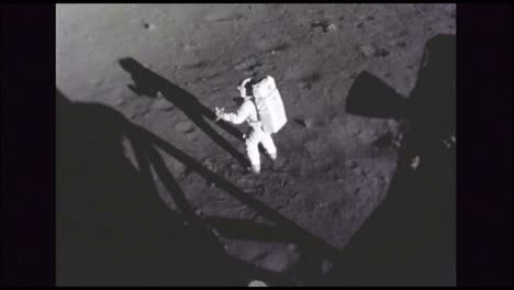 Astronaut-Taking-Samples-of-Moon-Surface